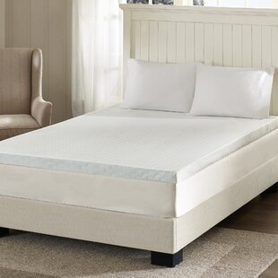 Twin Xl 3 Memory Foam Mattress Topper by Alwyn Home