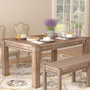 Plessis Extendable Dining Table