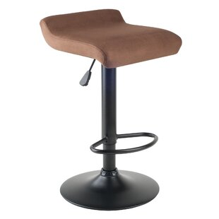 Latitude Run Varroville Adjustable Height Swivel Bar Stool