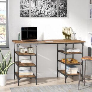 Charlestown 6 Shelf Writing Desk
