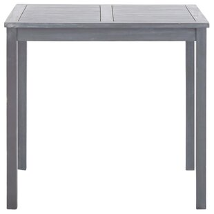 Boda Wooden Dining Table By Sol 72 Outdoor