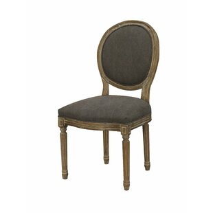 Galaxy French Louis Oval dining Chair by C2A Designs