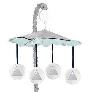 Mountains Musical Crib Mobile BySweet Jojo Designs