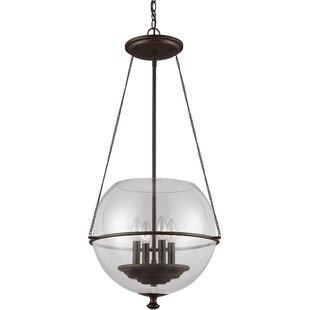 Darby Home Co Nunda 4-Light Pendant