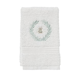 Terry cloth Fingertip Towel