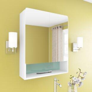 Ingrassia 61cm X 76cm Surface Mount Mirror Cabinet By Ebern Designs