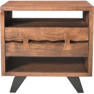 Kraft 1 Drawer Nightstand