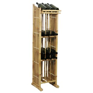 Whobrey 39 Bottle Floor Wine Rack
