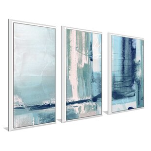 Abstract Floater Frame Wall Art You Ll Love In 2021 Wayfair