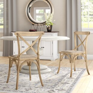 Adamstown Dining Chair (Set of 2) Ophelia & Co.