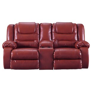 Camellia Reclining Loveseat Red Barrel Studio