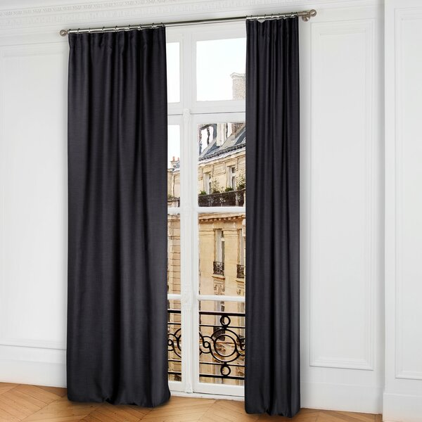 Pencil Pleat Curtains Wayfair
