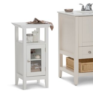 Simpli Home Acadian Floor Storage 14.97