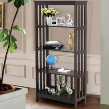 57 Etagere Bookcase by Adeco Trading