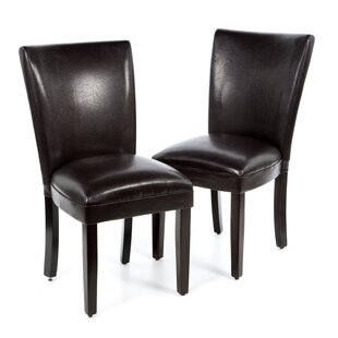 East Village Side Chair (Set Of 2) by Wrought Studio 2019 Sale
