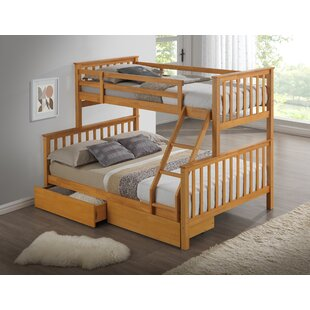 Thomson Single Sleeper Bunk Bed With Drawers By Isabelle & Max