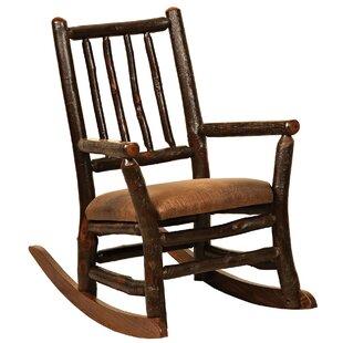 Loon Peak Queens Rocking Chair