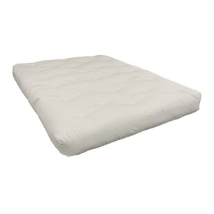 Feather Touch I 7 Cotton Futon Mattress By Gold Bond