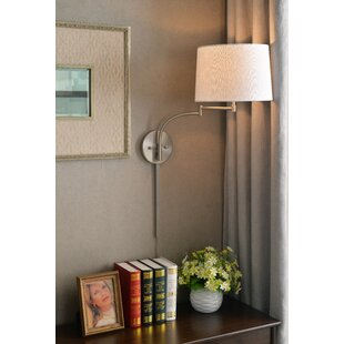 Alcott Hill Ingalls 1-Light Swing Arm Lamp