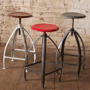Williston Forge Fremont Metal Patio Bar Stool
