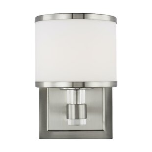 Charlton Home Garrick LED Outdoor Sconce