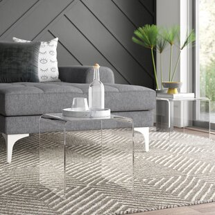 Order Channing End Table (Set of 2) by Mercury Row
