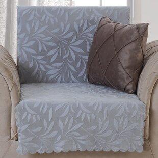 Acacia Anti-Slip Pet Furniture Protector Box Cushion Armchair Slipcover By Red Barrel Studio