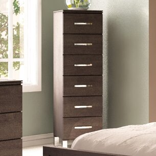 Cranbrook 6 Drawer Lingerie Chest by College Woodwork