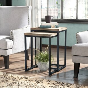 Bargain Bercut 2 Piece Nesting Tables By Trent Austin Design