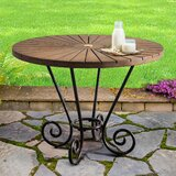 Rayne Solid Wood Dining Table