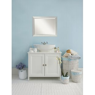 Compare prices Fouts Sterling Bathroom/Vanity Mirror By Latitude Run
