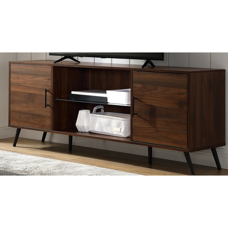 "George Oliver Glenn TV Stand for TVs up to 65"" & Reviews 
