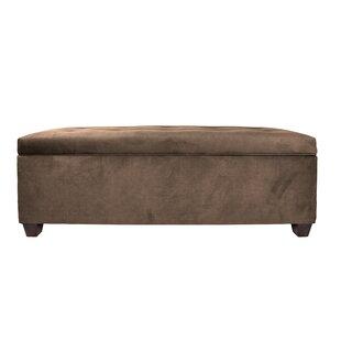 Alcott Hill Heaney Upholstered Storage Be..