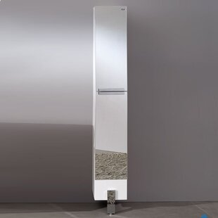 Adour 10 x 75 Surface Mount Frameless Medicine Cabinet by Fresca