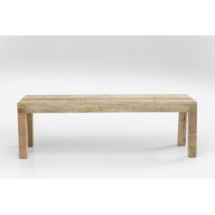 Puro Wood Bench By KARE Design