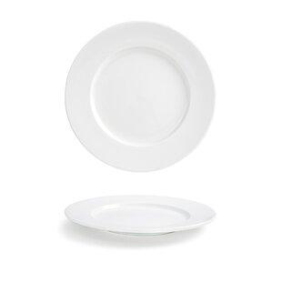 Audrick Salad or Dessert Plate (Set of 3) By Ebern Designs
