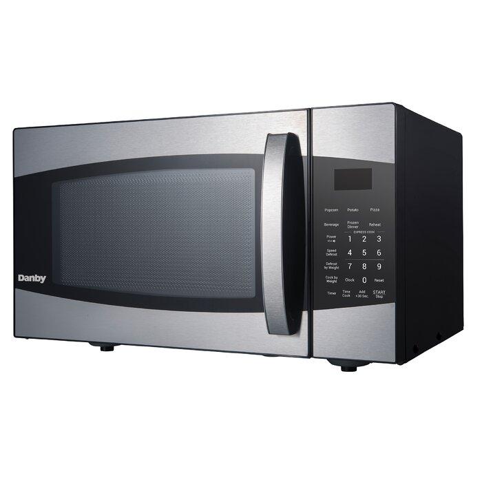 19 0 9 Cu Ft Countertop Microwave