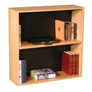 Modular Real Oak Wood Veneer Furniture Standard Bookcase