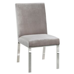 Almodovar Modern Premium Side Chair by Everly Quinn
