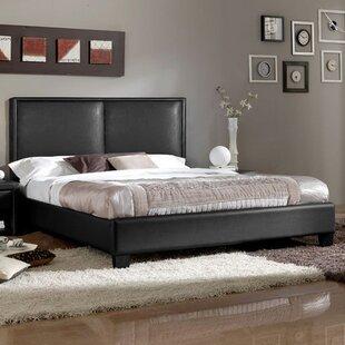 Wrought Studio Vizcarrondo Upholstered Platform Bed