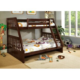 Look for Logan Twin over Full Bunk Bed by Hokku Designs Reviews (2019) & Buyer's Guide