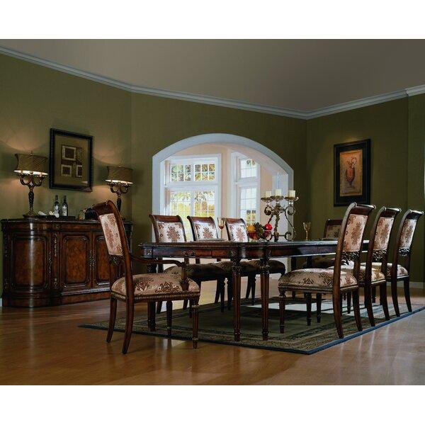 Superieur EasternLegends Parisian Court Extendable Solid Wood Dining Table | Wayfair