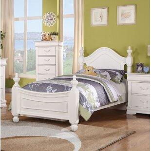 Harriet Bee Eusebio Panel Bed