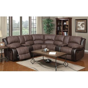 E-Motion Furniture Nicholas Reclining Sectional (Set of 7)
