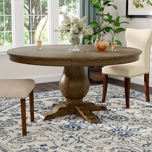 Round Dining Table Seats 10   Wayfair