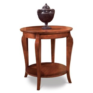 Tribeca Round End Table by Fairfield Chair