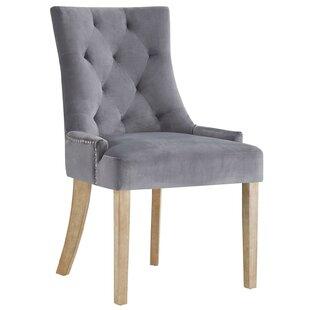 Lenoir Velvet Upholstered ..