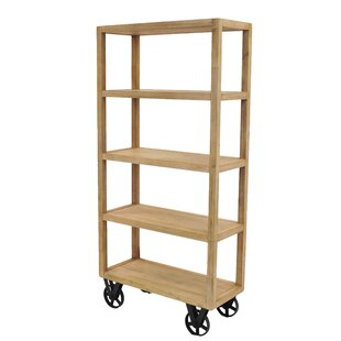 Charlayne Etagere Bookcase by Gracie Oaks