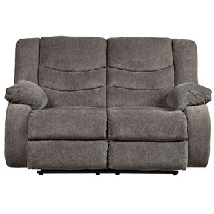 Good purchase Drennan Reclining Loveseat Andover Mills