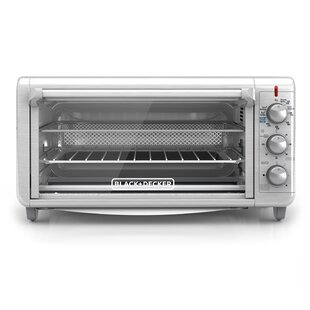 Black + Decker Crisp N Bake Air Fry Toaster Oven